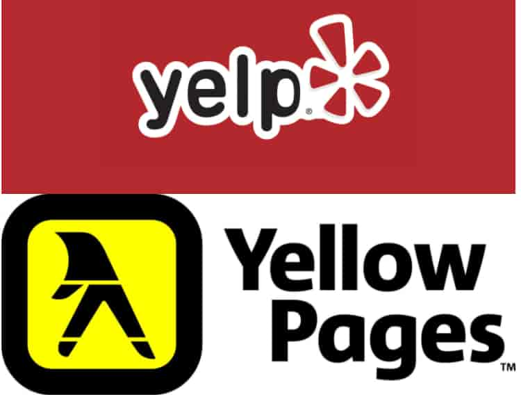Yelp and Yellow Pages